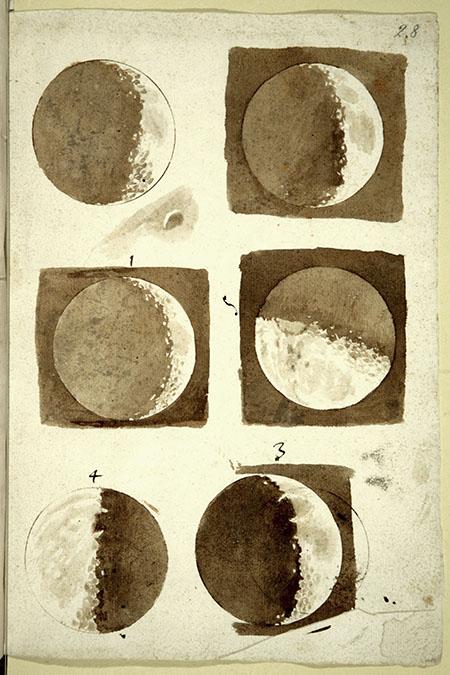 Attraverso gli occhi di Galileo Galilei