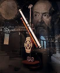 Though the eyes of Galileo Galilei