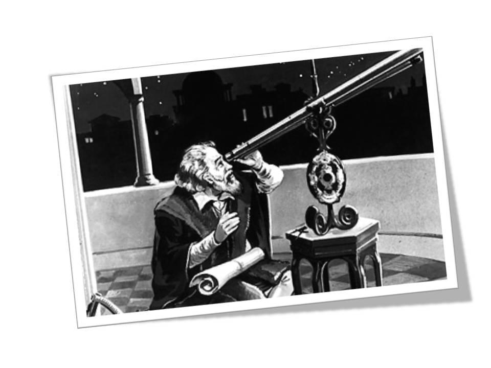 Through the eyes of Galileo Galilei